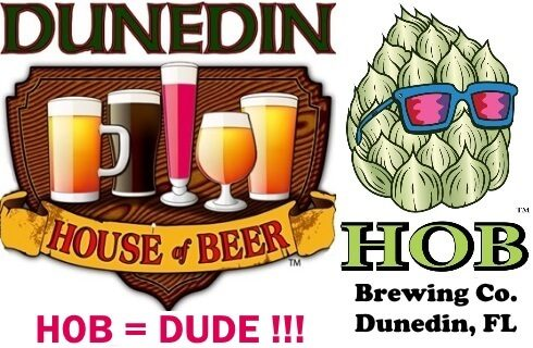 DunedIn House of Beer Brewing Co logo