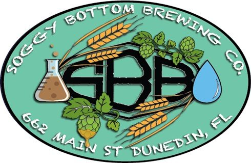 Logo for Soggy Bottom Brewing Co, DunedIn, FL