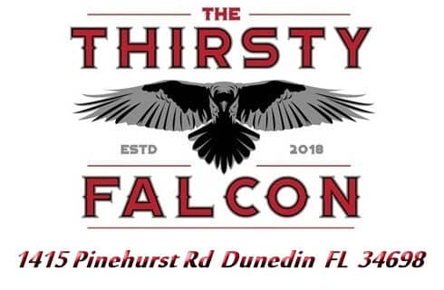 The Thirsty Falcon - DunedIn, FL